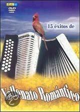 Vallenato Romantico - dvd