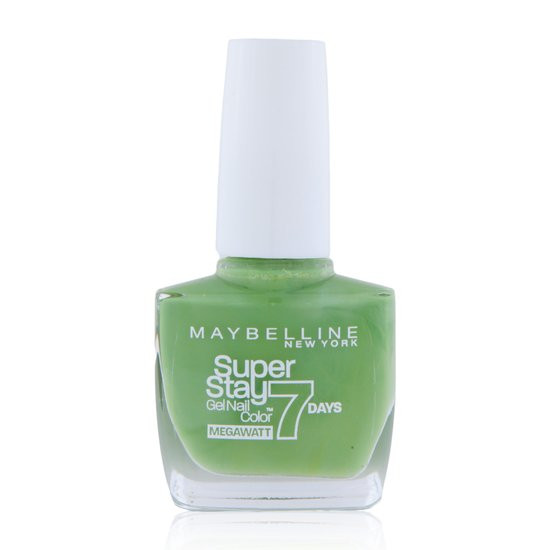 Maybelline SuperStay 7 Days - 660 Lime Me Up - Nagellak