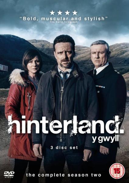 Hinterland Season 2 [DVD] (import)