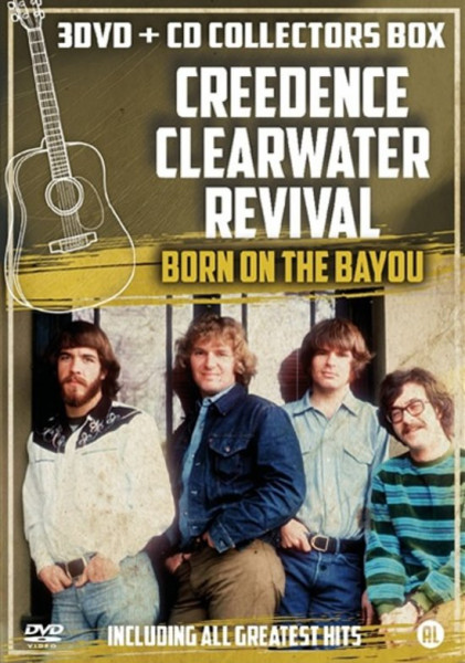 Creedance Clearwater Revival - dvd