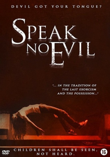 Speak No Evil - DVD