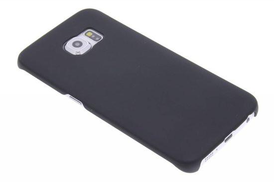 Smartphonehoesjes.nl - Zwart effen hardcase hoesje - Samsung Galaxy S6 Edge