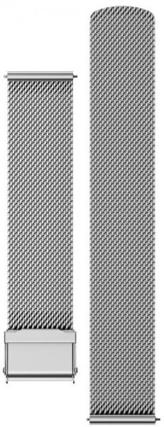 Asus Zenwatch 2 Metaal bandje - Zilver
