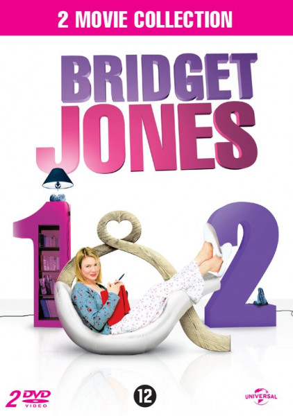 Bridget Jones 1 & 2 DVD Box