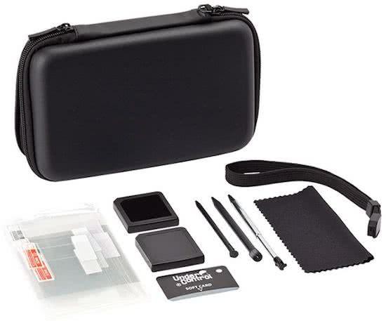 Koopjeshoek - Under Control - Starter Pack voor de New 3DS / 3DS XL / New 3DS / 3DS - Zwart