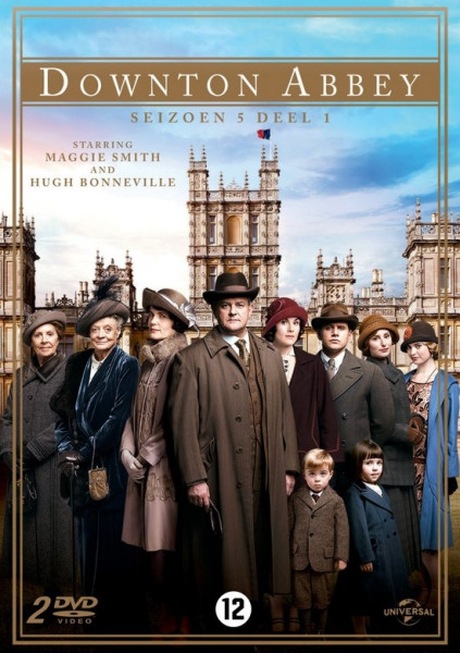 Downton Abbey - Seizoen 5 (Deel 1)