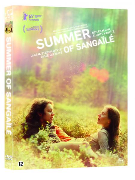 The Summer of Sangaïlé - DVD