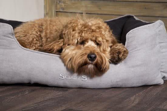 Scruffs Classic Hondenmand S - Grijs - 50 x 40 cm