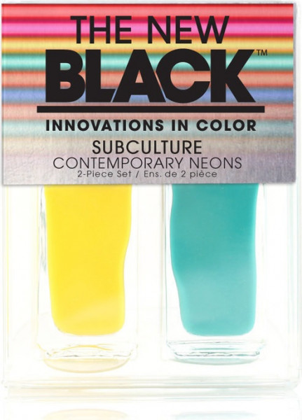 The New Black Subculture - Under The Radar - Nagellak
