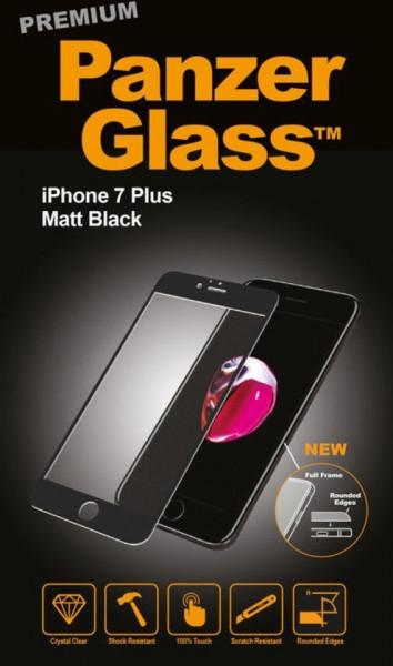 PanzerGlass 2604 Doorzichtige schermbeschermer iPhone 7 Plus 1stuk(s) schermbeschermer
