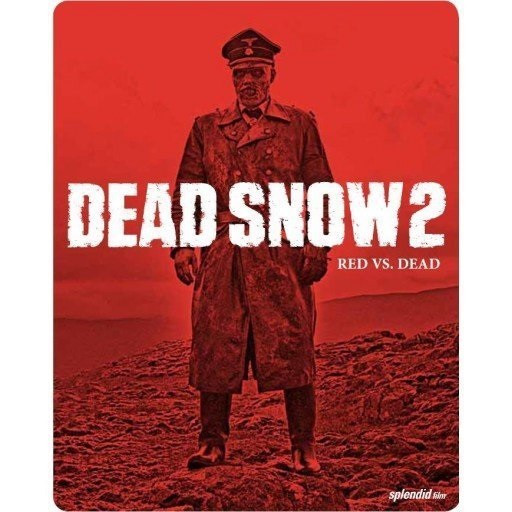 Dead Snow 2 - Red Vs Dead Steelbook - Koopjeshoek