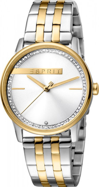 Esprit Bicolor Horloge - 34mm - Rock