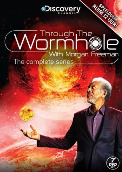 Through The Wormhole - Seizoen 1 & 2 DVD