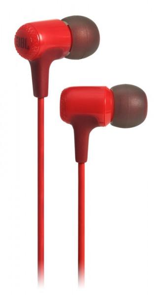 JBL E15 - In-ear oordopjes - Rood