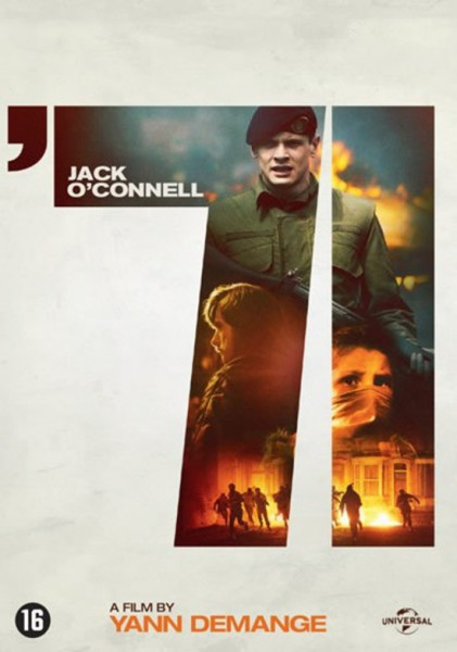 71 - Jack O'Connell - DVD