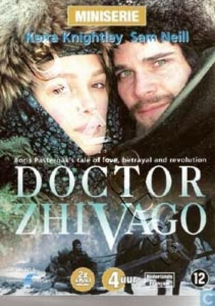 Dr Zhivago (DVD)