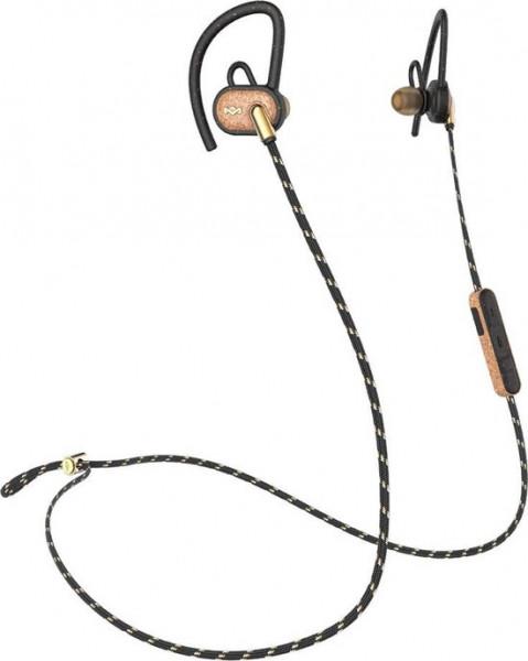 House of Marley Uprise BT - oordopjes - oordopjes bluetooth - duurzaamheid - goud