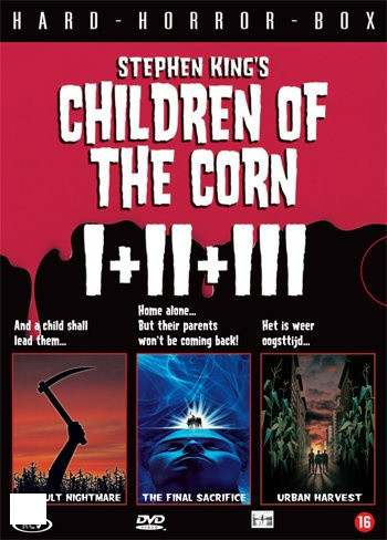 Children Of The Corn - Boxset (DVD)