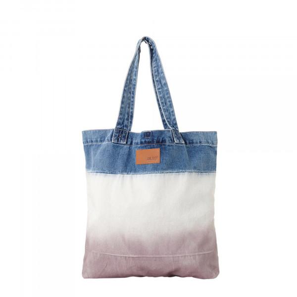 Object Collectors item - Dip Dye Denim Shopper 79