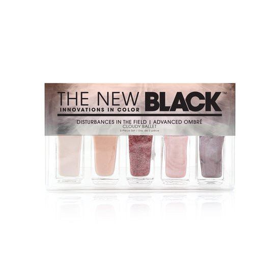 The New Black Advanced Ombre - Cloudy Ballet - Nagellak