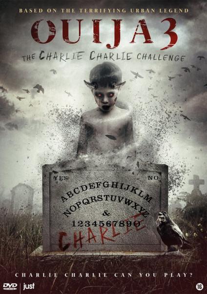 Ouija 3: The Charlie Charlie Challenge (DVD)