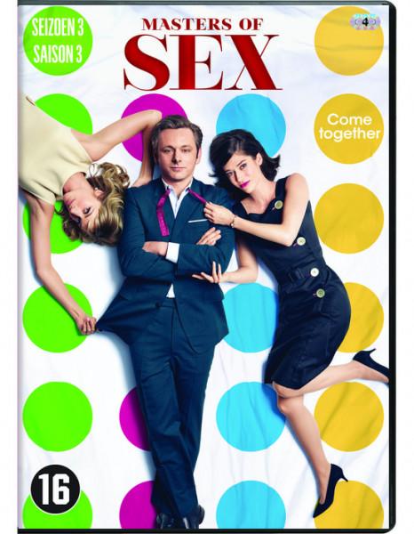Masters Of Sex - Seizoen 3 (DVD)