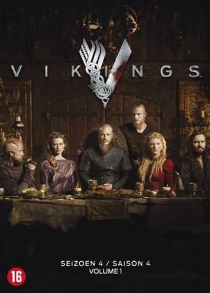 Vikings - Seizoen 4.1 DVD