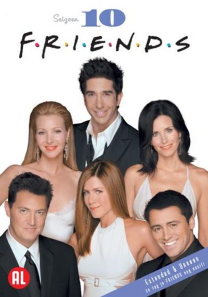 KOOPJESHOEK - Friends - Seizoen 10 - DVD