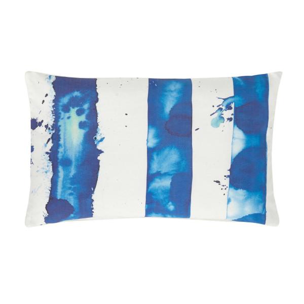 Kussenhoes Blauw/Wit - 50x30CM - Set van 2