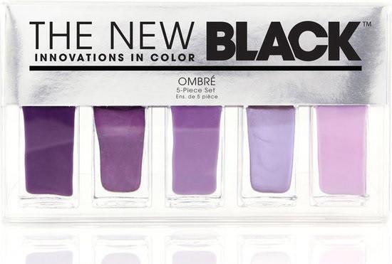 The New Black Original Ombres - Haze - Nagellak