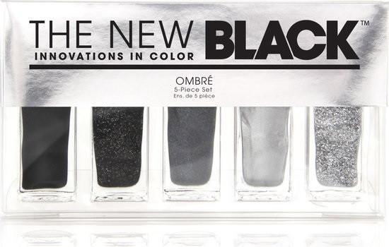 The New Black Original Ombre - Grafitti - Nagellak