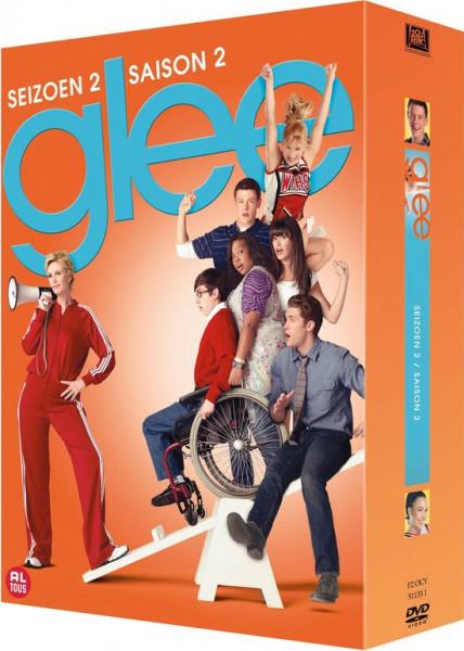 Glee -Season 2 (DVD)