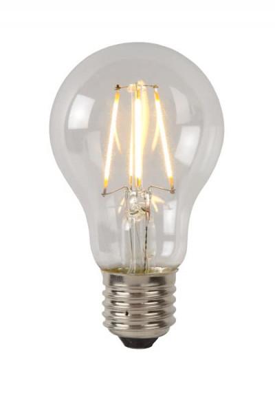 Lucide A60 - LED Filament lamp - E27/5W - Dimbaar - 2700K (Warm wit) - 550lm