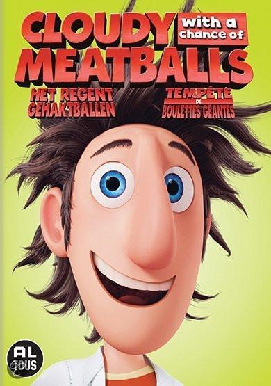 Het Regent Gehaktballen (Cloudy With A Chance Of Meatballs)