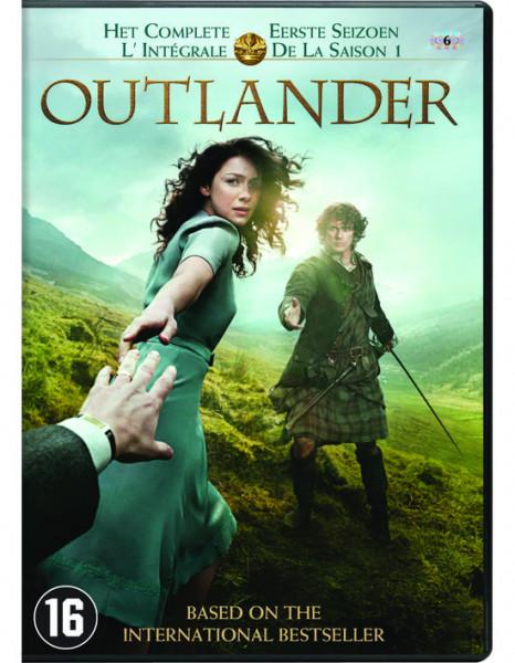 Outlander - Seizoen 1 (DVD)