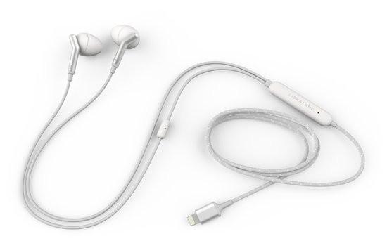 Libratone Q Adapt In-ear Koptelefoon - met Lightning Connector - Cloudy White