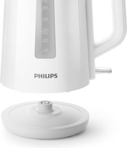 Philips Series 3000 HD9318/00 - Waterkoker - Wit