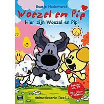 Koopjeshoek- Woezel en Pip - Hier zijn Woezel en Pip - Deel 1 - DVD