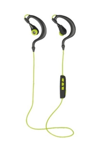 Trust Urban Senfus - Bluetooth Sportoordopjes - Groen/Zwart