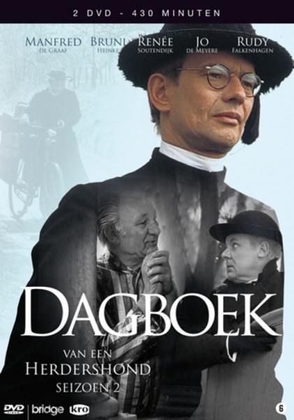 Dagboek Van Een Herdershond - Seizoen 2 (DVD)