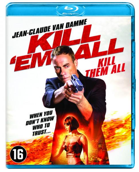 Kill'em All (Blu-ray)
