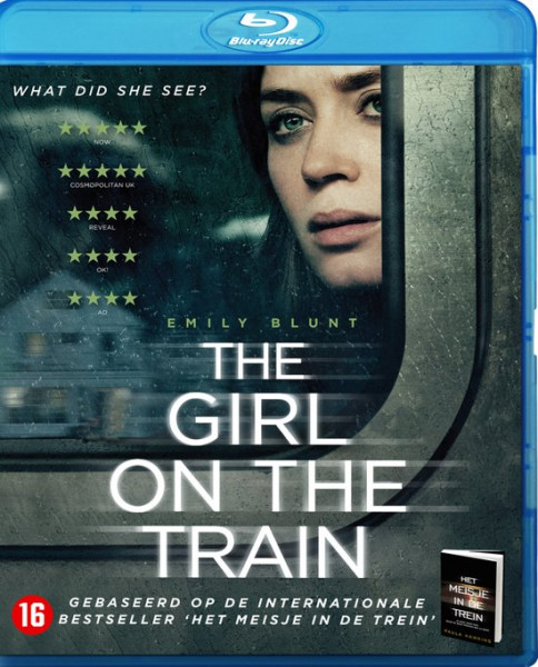 Girl On The Train - (Blu-ray)