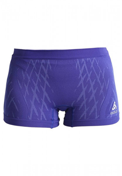 Odlo Panty Evolution Light Blackcomb - Sportonderbroek - Dames - Blauw - Maat M