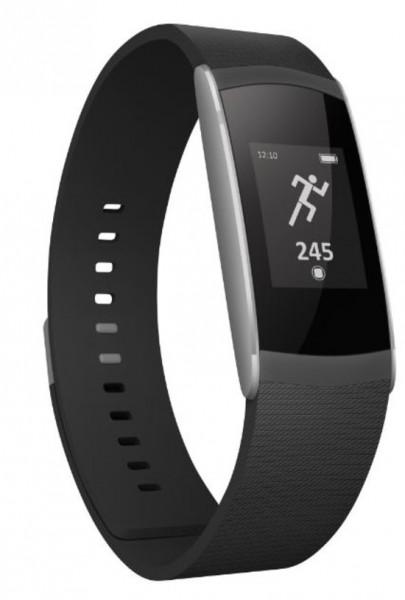 Wiko WiMate Activity Tracker - Zwart