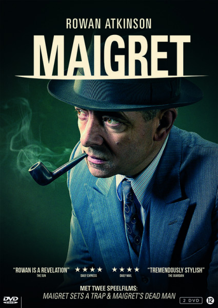Maigret (2016) - Serie 1 - DVD