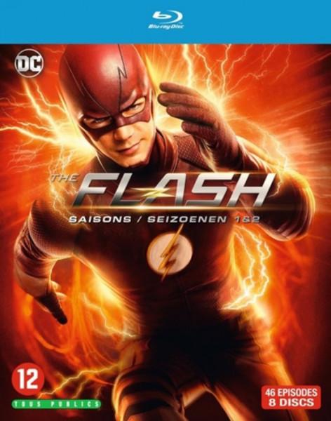 The Flash - Seizoen 1 & 2 (Blu-ray)