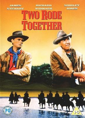 Two Rode Together (1961) - DVD