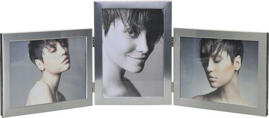Henzo BaseMetal - Fotolijst - Fotomaat 3x10x15 - grijs