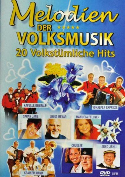 Melodien Der Volksmusik - 20 Volkst
