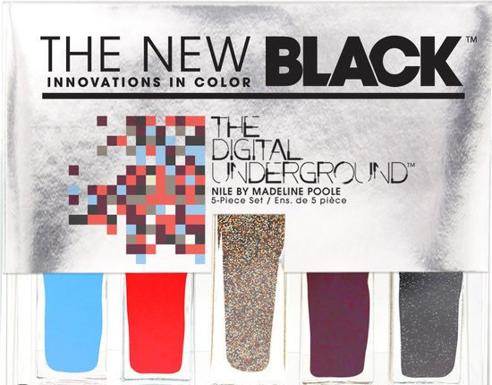 The New Black Digital Underground - Madeline Poole Nile - Nagellak